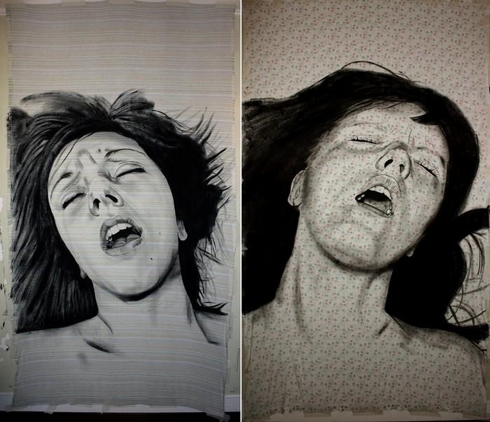 Как рисовать оргазм фото 530-656