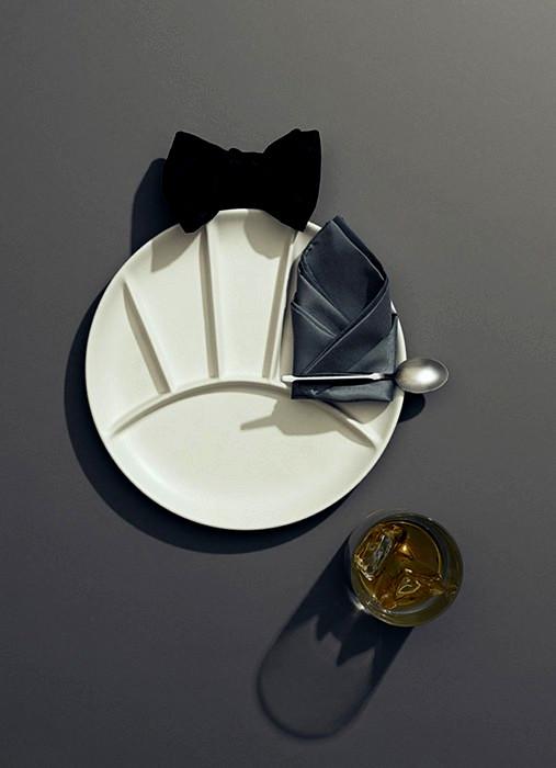 Стильная и модная посуда Dinner Etiquette