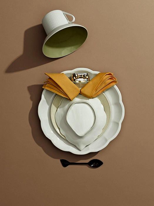 Фотопроект стильной сервировки от Scott Newett и Sonia Rentsch