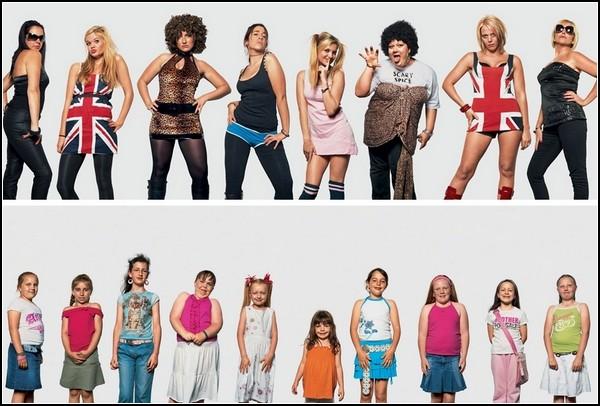 Spice Girls и Mc Fly