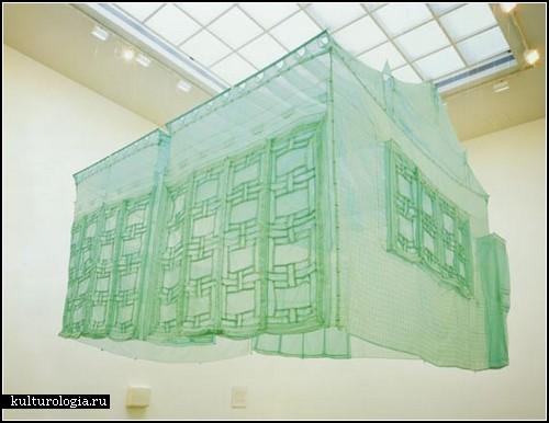 Фантастические инсталляции Do Ho Suh
