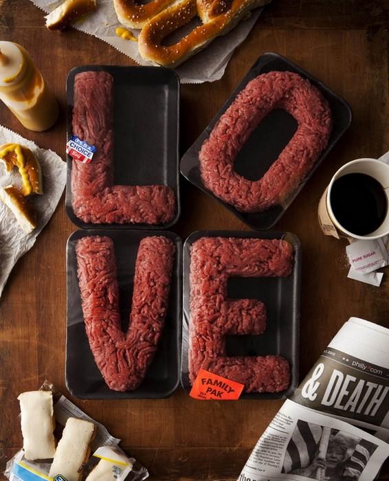 Meat America. Арт-проект *Мясная Америка*