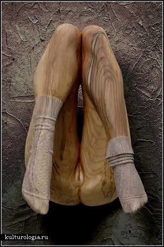 Сексуальные скульптуры Доминика Ренье (Dominique Regnier)