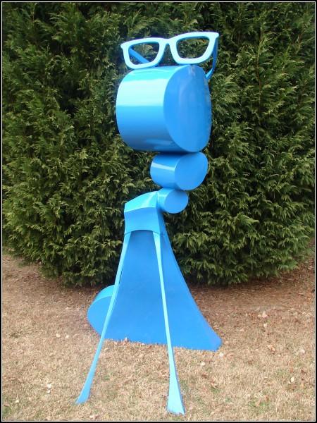 Металлические странности от скульптора Дугласа МакАби (Douglas McAbee)