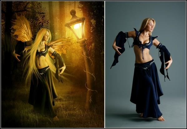 Игры с фотографиями Елены Дудиной (Elena Dudina)