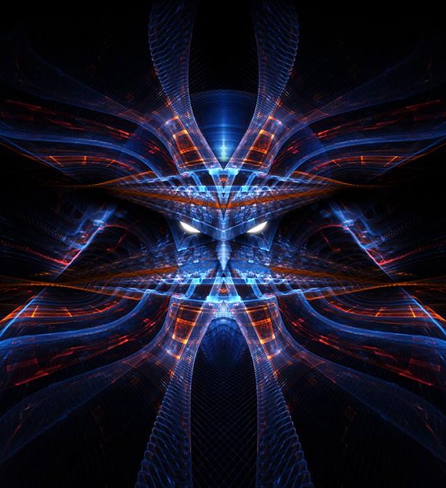 Energy Beings, воплощение энергетической сущности человека