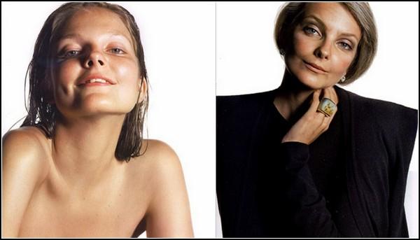 Энико Михалик (Eniko Mihalik) в фотопроекте *От 10 до 60*