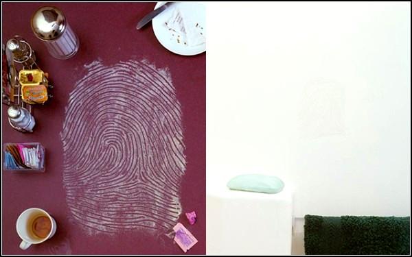 Fingerprints. *Отпечатки пальцев* как забавный арт-проект
