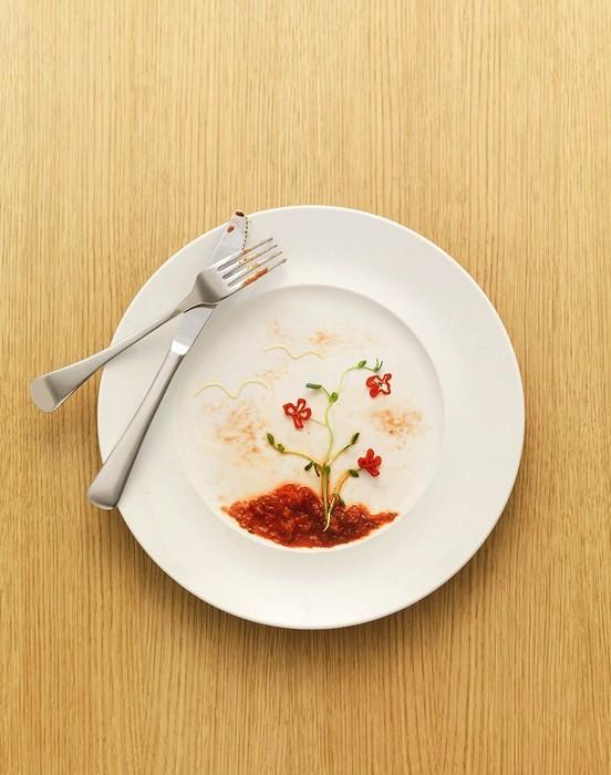 Foodscapes, пейзажи из еды от Александера Криспина (Alexander Crispin)
