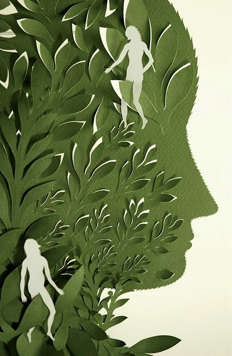 Forest of Fearsарт-проект Эльзы Мора (Elsa Mora)