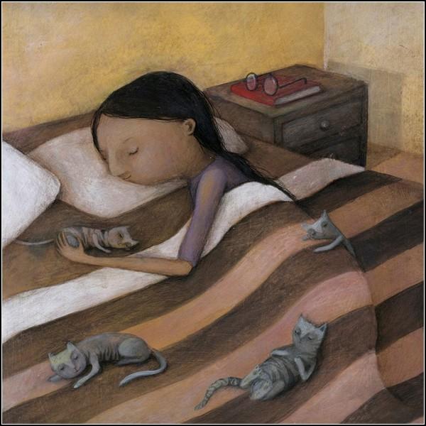 Милые киски Франчески Дафны Виньяги (Francesca Dafne Vignaga)