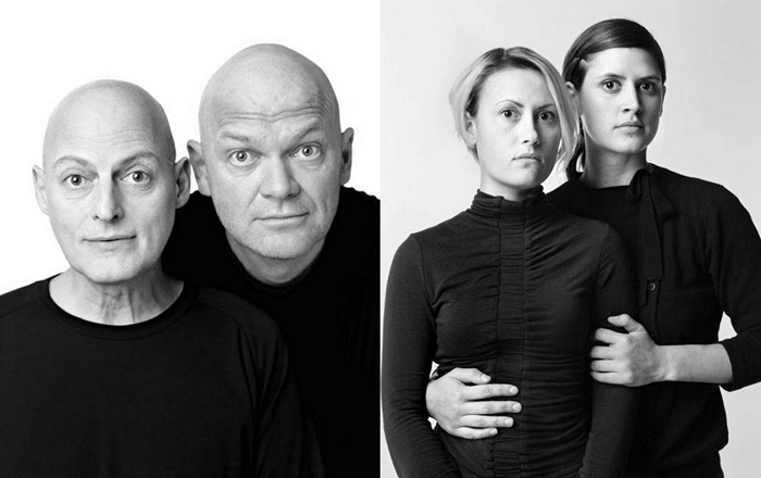 I'm not a look-alike! Двойники в арт-проекте Франсуа Брунелля