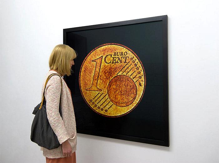 Фотосессия мелких монет со всего мира. Fundamental Units от  Martin John Callanan
