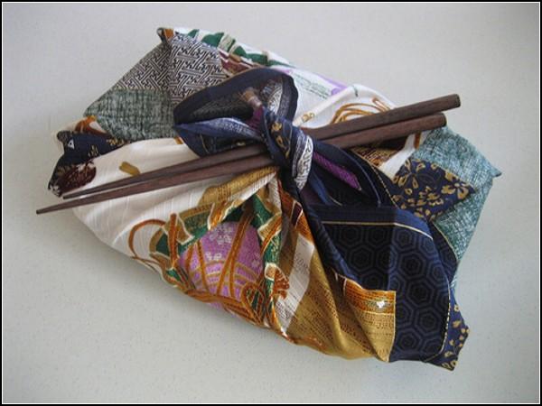 Искусство furoshiki - из Японии с любовью