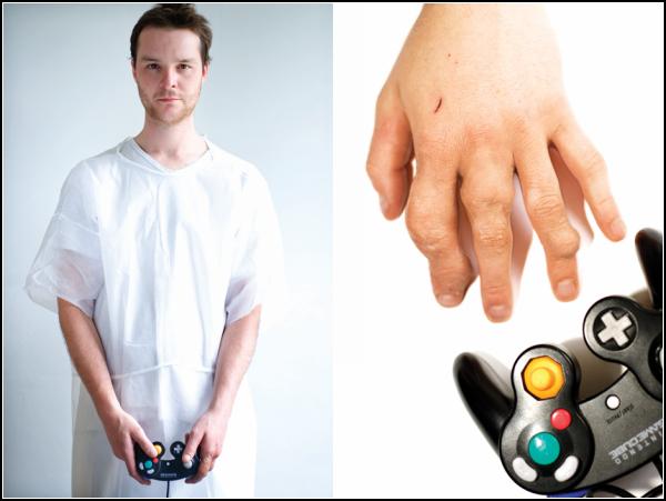 К чему приводит компьютерная игромания. Случай *Nintendo-артрит*