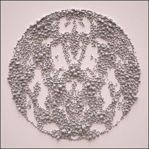 Геометрические инсталляции из камней от Джузеппе Рандаццо (Giuseppe Randazzo)