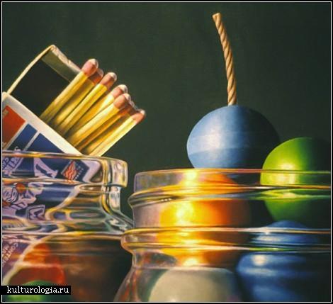Фотореализм в картинах Гленнрэя Тутора (Glennray Tutor)