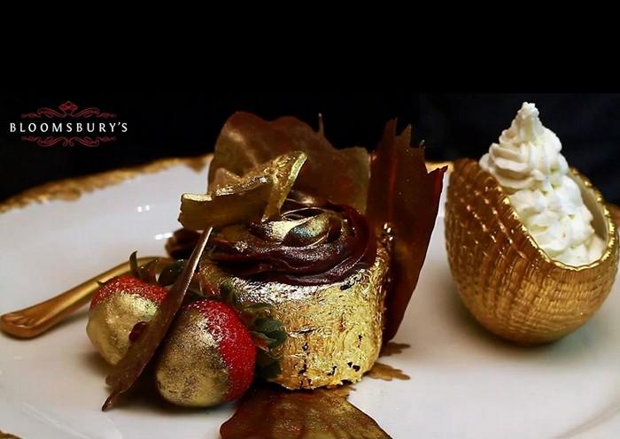 Вестник нищеброда. Golden Phoenix Cupcake: самый дорогой в мире кекс от Bloomsbury