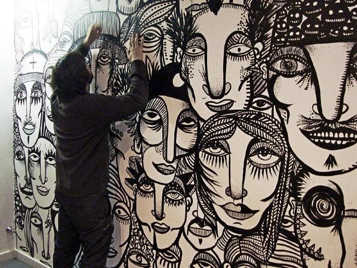 Лица знакомых и незнакомцев. Проект Гильермо Крамера, растянувшийся на год