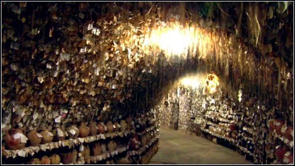 Музей волос. Avanos Hair Museum в Каппадокии