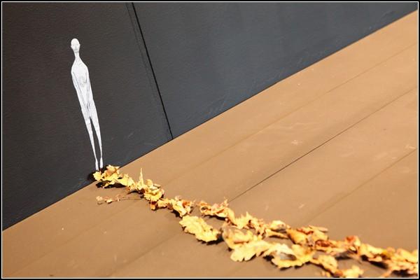 Уличная инсталляция Герберта Баглионе (Herbert Baglione)