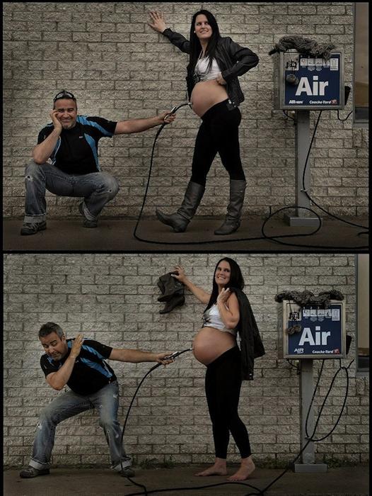 Как сделать ребёнка фотки 872