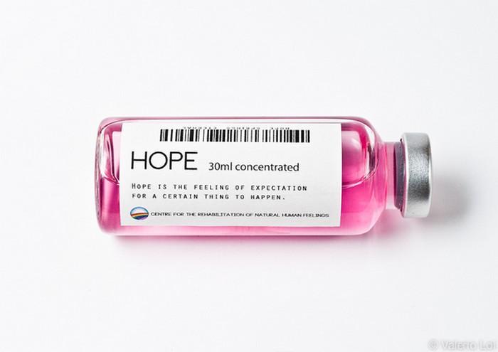Чувства как лекарства, чувства как наркотик. Арт-проект Human Feelings as Drugs