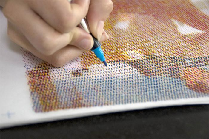 The Human Printer: арт-проект, где человек заменяет принтер