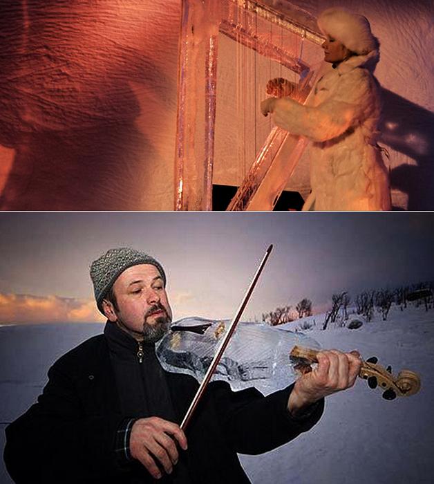 Фестиваль ледяной музыки Ice Music Geilo Festival