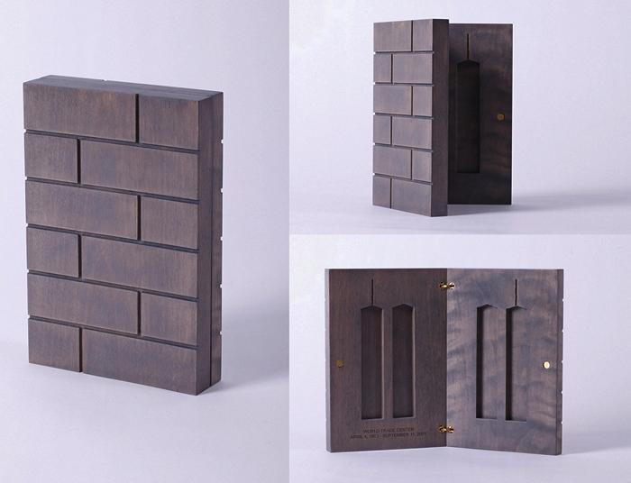 Нью-Йоркские башни-близнецы в арт-проекте  Mejd Studio