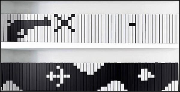 Пиксель-арт из книжных обложек. Арт-проект от Rogix