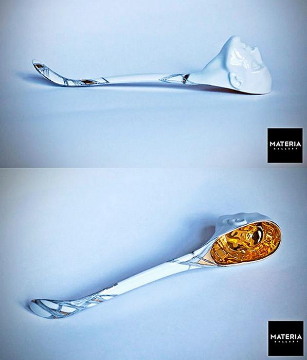 Креативная фарфоровая посуда Илоны Ромуле (Ilona Romule)