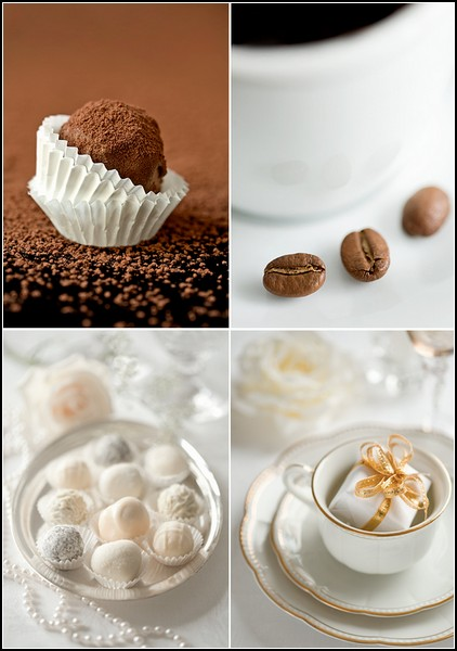 Food Photography.  Portraits of coffee and sweets from Leoni Ira (Ira Leoni)
