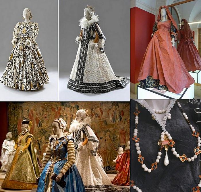 Костюмы королей и королев от Isabelle de Borchgrave, сделанные из бумаги