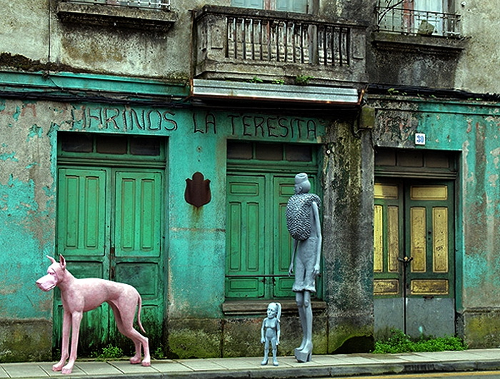 Сюрреалистические скульптуры от Ivan Prieto