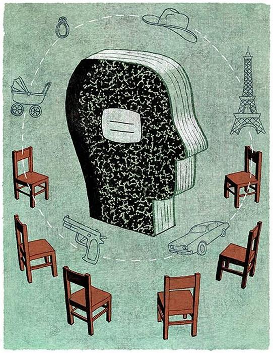 Злободневный концепт-арт Джеймса Штайнберга (James Steinberg)