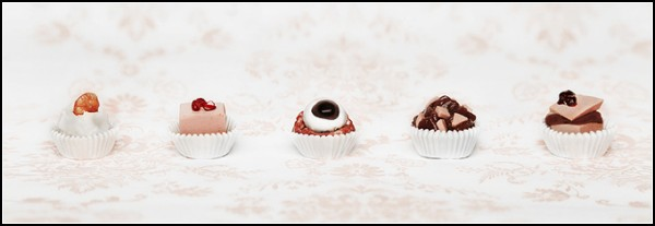 Sweet Meat, десерты-иллюзии из сырого мяса