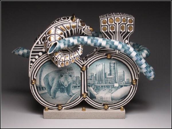 Human Made Wild. Эко-скульптуры Джейсона Уолкера (Jason Walker)