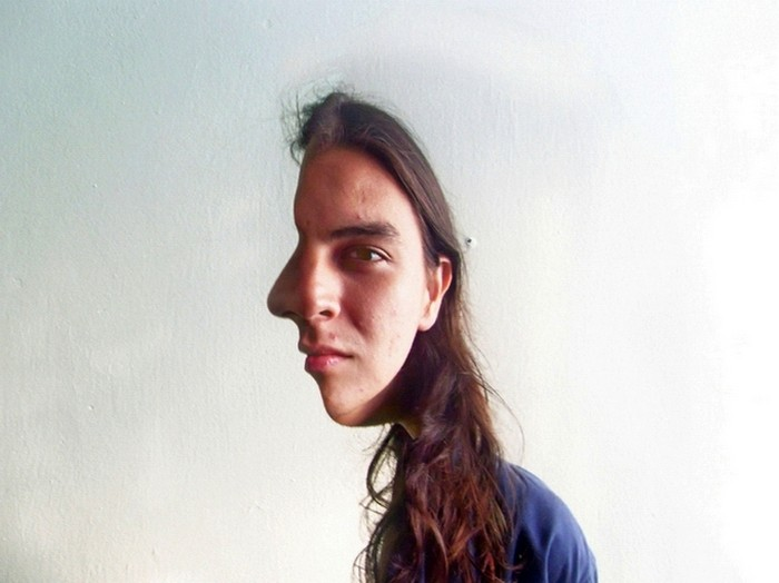 Портрет в портрете. Фотоиллюзии от Хесуса Родригеса (Jesus Gonzalez Rodriguez)