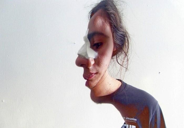 Двойные портреты, креатив от Хесуса Родригеса (Jesus Gonzalez Rodriguez)