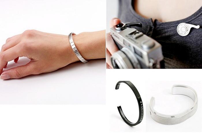 re:vision: украшения из старых фотокамер