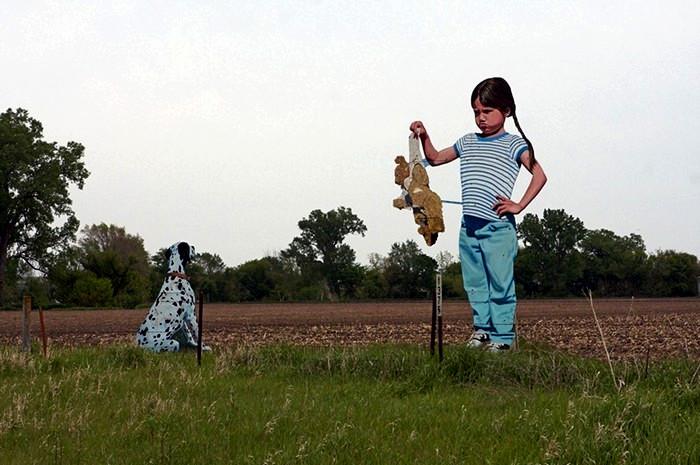 Огромные картонные скульптуры американского автора Джона Керни (John Cerney)