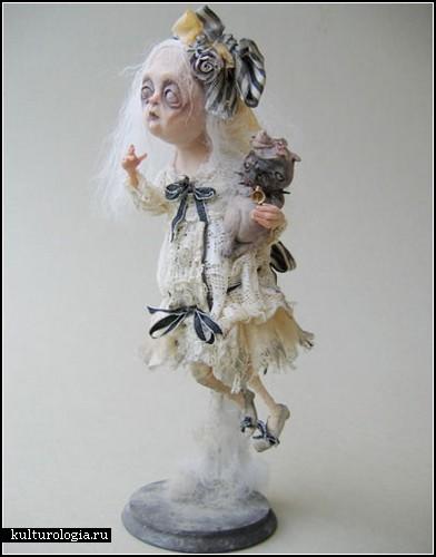 Престарелые куклы Жюльена Мартинеса (Julien Martinez)