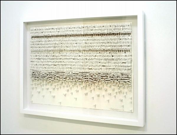 Трехмерные бумажные скульптуры от Катсуми Хаякавы (Katsumi Hayakawa)
