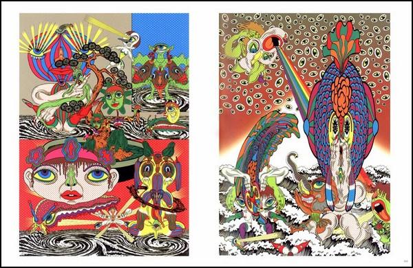 Кошмар, ставший искусством. Творчество Keiichi Tanaami