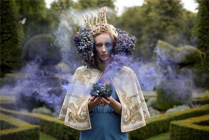 Обыкновенное чудо в волшебных фотографиях Kirsty Mitchell