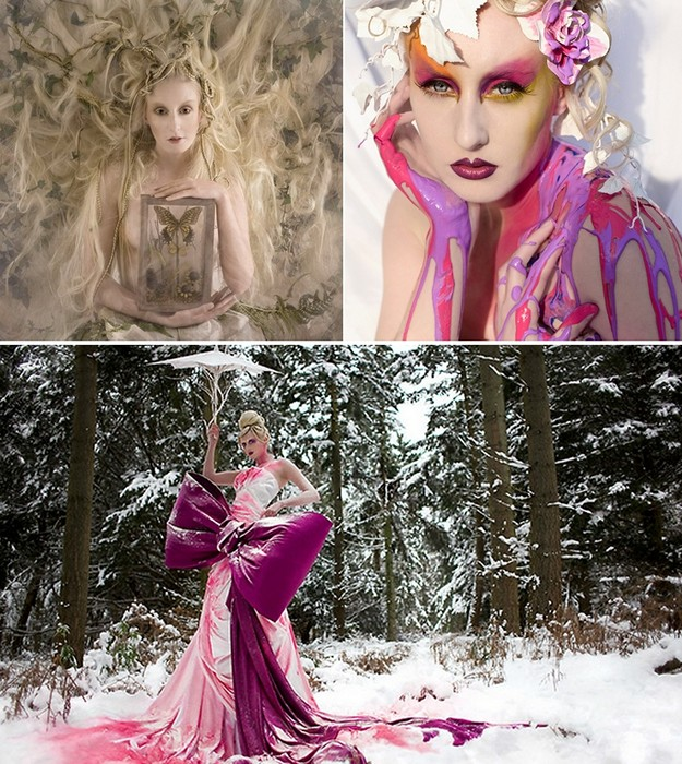 Искусство видеть волшебство. Сказочные фотографии Kirsty Mitchell