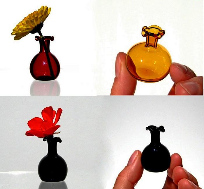 Искусство быть стеклодувом, изделия от Кивы Форда (Kiva Ford)