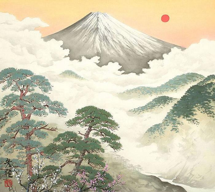 Картинки японской природы