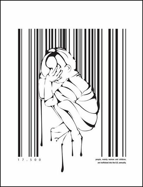 Штрих-коды Кристины Канселми (Kristina Cancelmi)